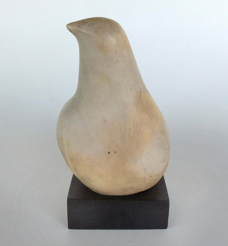 Mid-Century Modern Cleo Hartwig Dove Sculpture For Sale