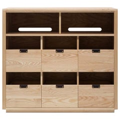 Dovetail for Sonos Vinyl Storage Cabinet 3 x 2.5 with Equipment Shelf