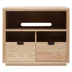 Dovetail for Sonos Vinyl Storage Cabinet with Equipment Shelf