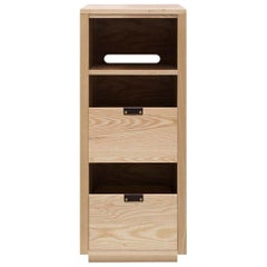 Dovetail for Sonos Vinyl Storage Cabinet with Equipment Shelf