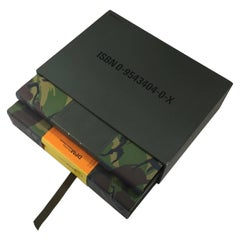 DPM 'Disruptive Pattern Material'Rare Encyclopaedia of Camouflage, Signed 2004