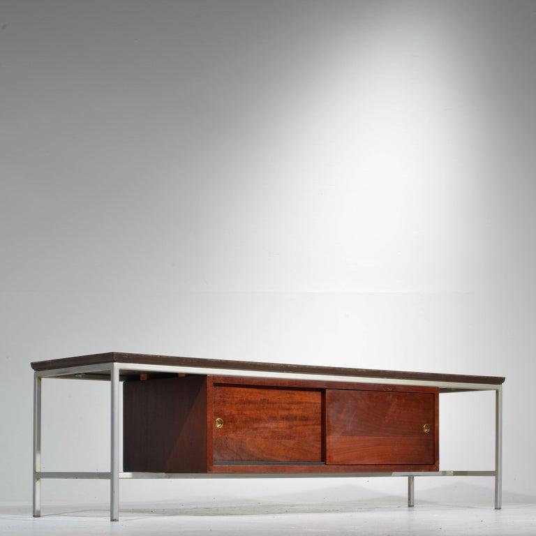 D.R. Bates for Vista of California Walnut and Formica Bedroom Set ...