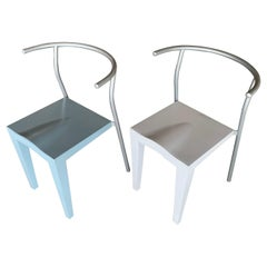 Dr. Glob Chairs by Philippe Starck for Kartell
