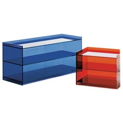 Dr Jekyll and Mr Hyde DJMH07 Containers by Piero Lissoni from Glas Italia