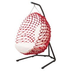 Dragnet Hanging Chair Outdoor by Kenneth Cobonpue