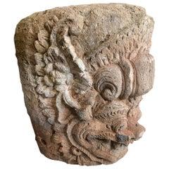 Dragon Head Planter
