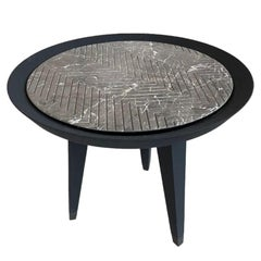 Dragonfly Marble Side and Coffee Table Designed By CPRN Homood