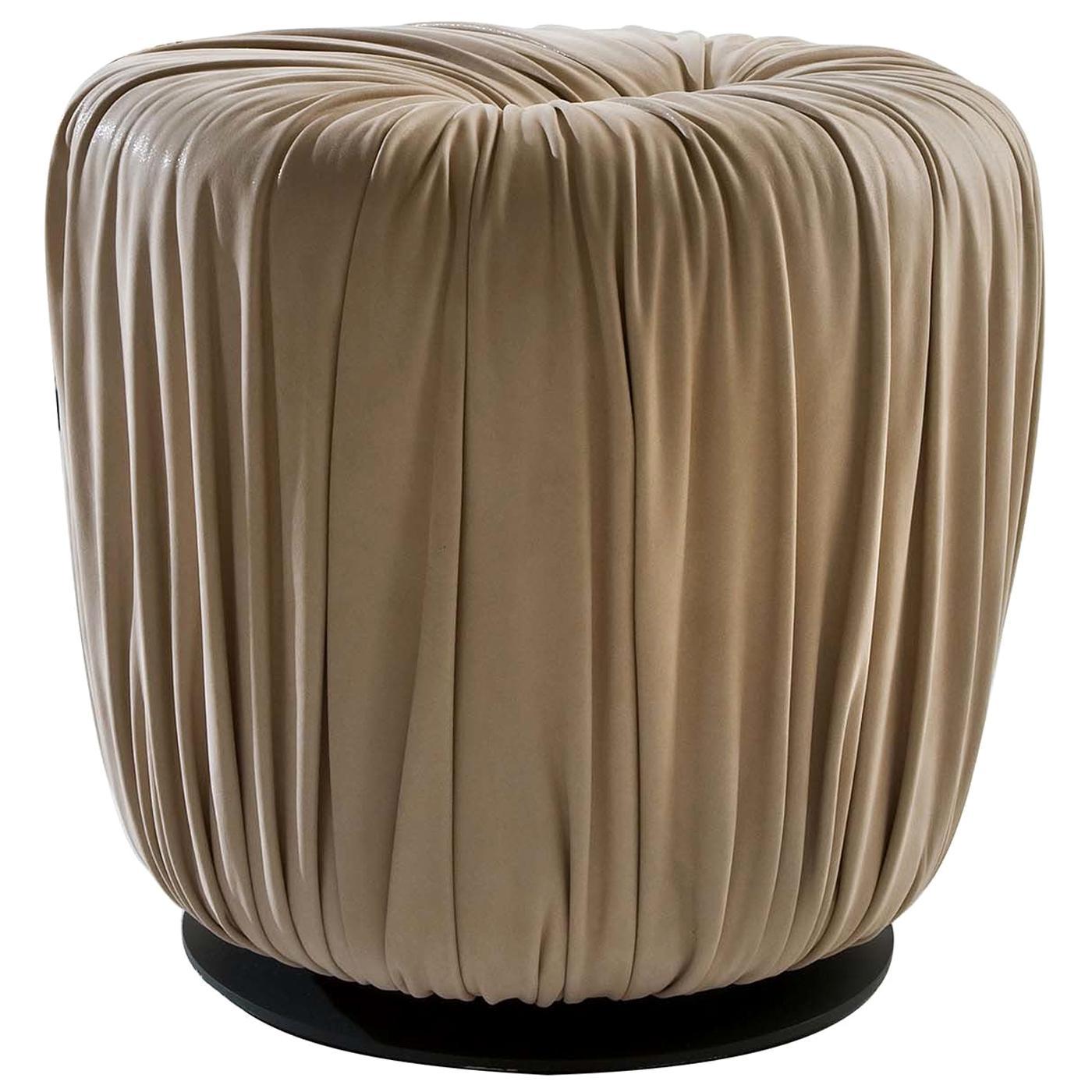 Drapè Pouf by Bartoli Design