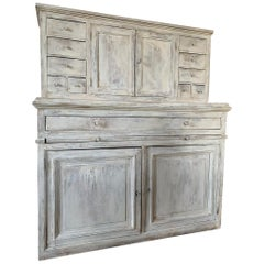 Drawer Cupboard, 19th Century, French