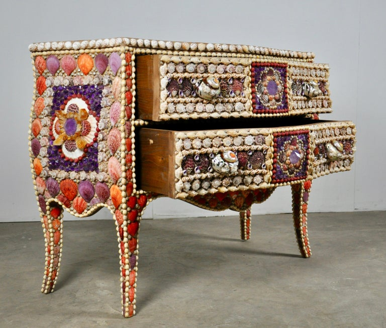 Drawers in the Louis XV Style, 20th Century 6