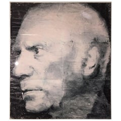 Drawing by Lidia Masllorens, Pablo Picasso