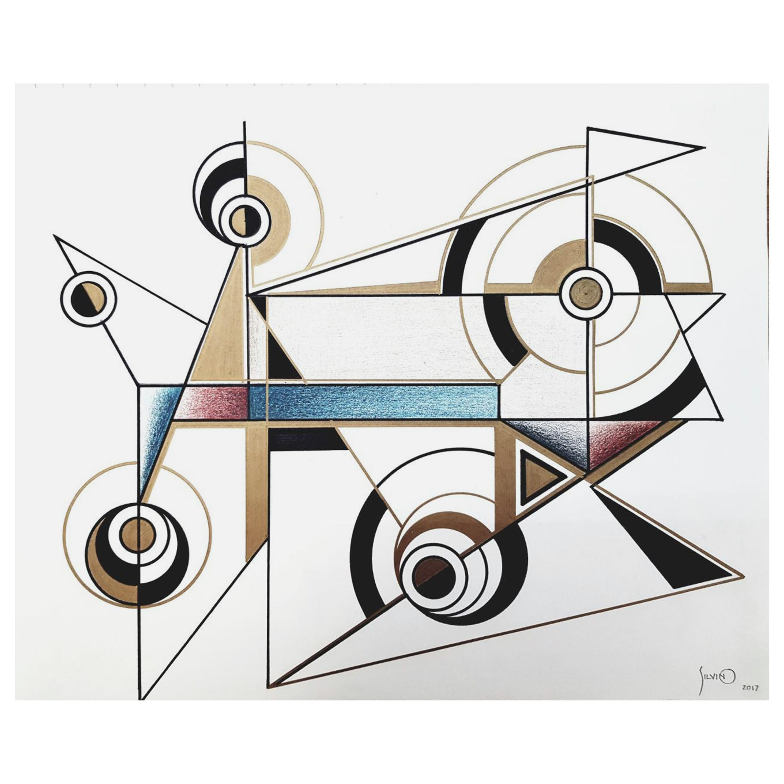 Drawings / Mexican Designer / Artist / Silvino Lopeztovar