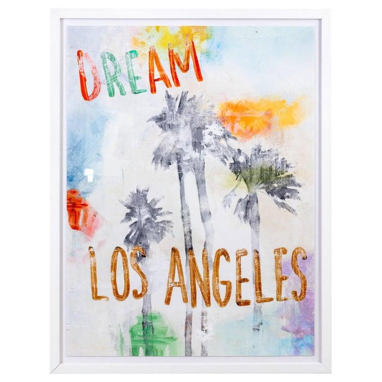 """Dream Los Angeles"" Painting"