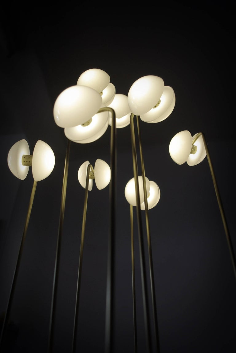 Modern Dreamlike Thierry Toutin's Gold Lighting