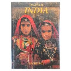 Dreams of India Hardcover Book by Raghu Rai