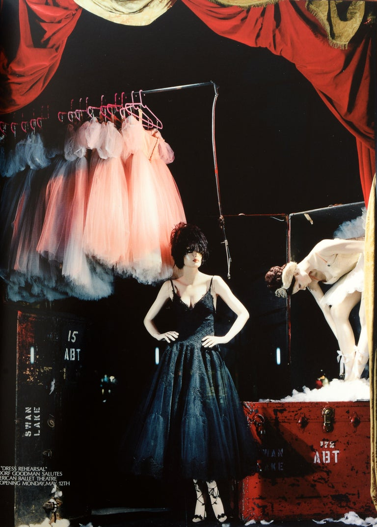 Dreams Through the Glass Windows from Bergdorf Goodman by Linda Fargo, 1st Ed For Sale 4