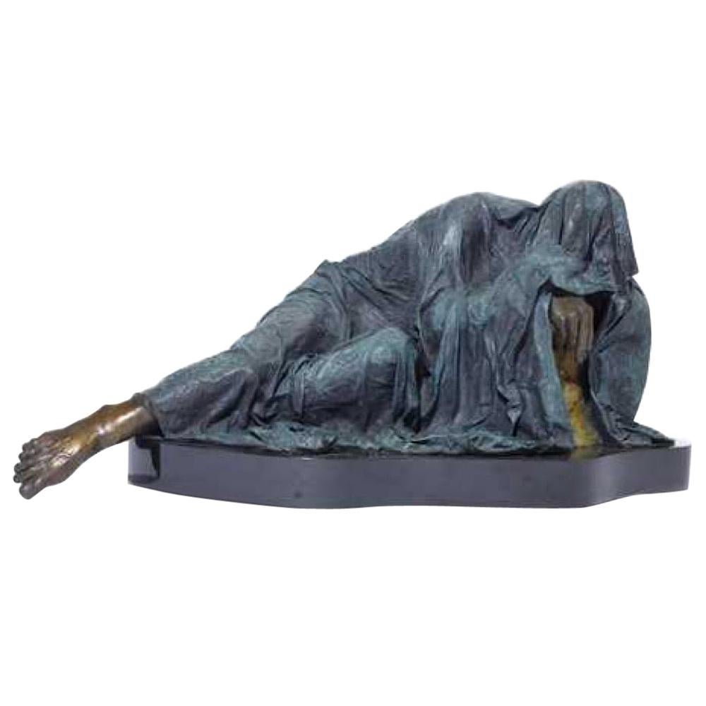 'Dreamscape' 5/9 Bronze Sculpture by Lorenzo Quinn, 1993