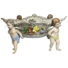 Dresden Porcelain Centerpiece