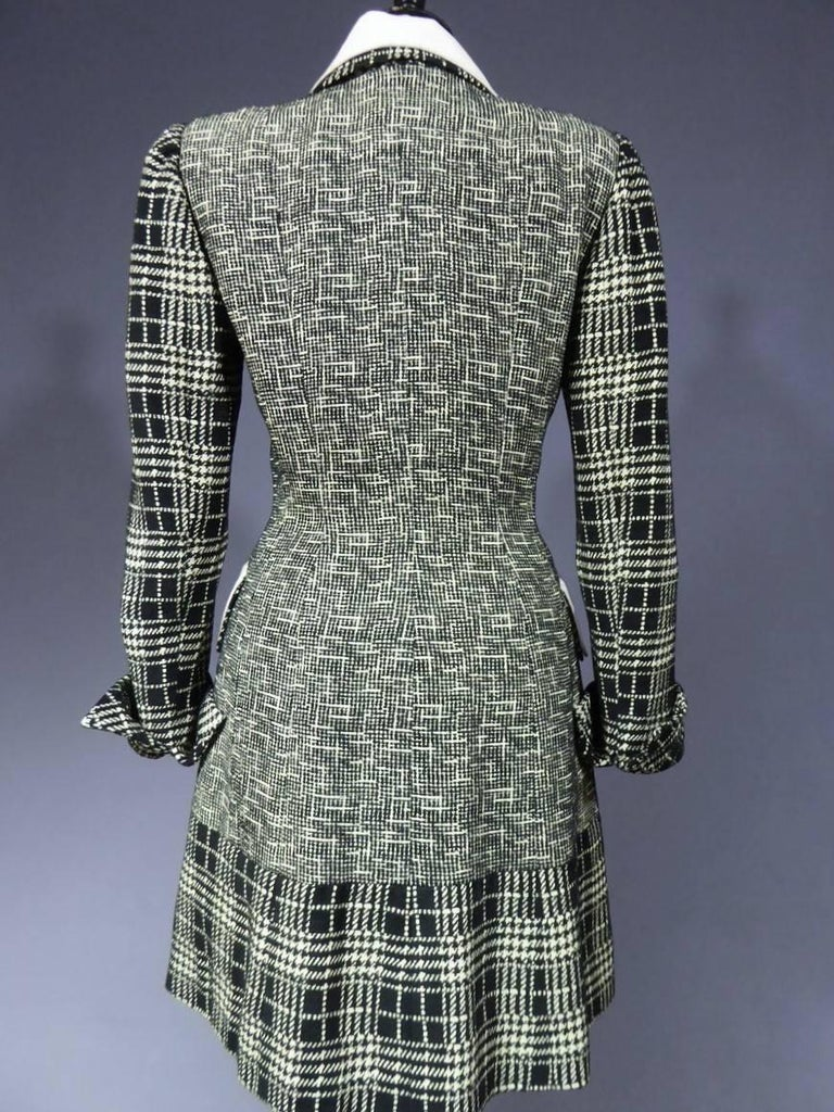 Dress Jacques Fath For Sale 5