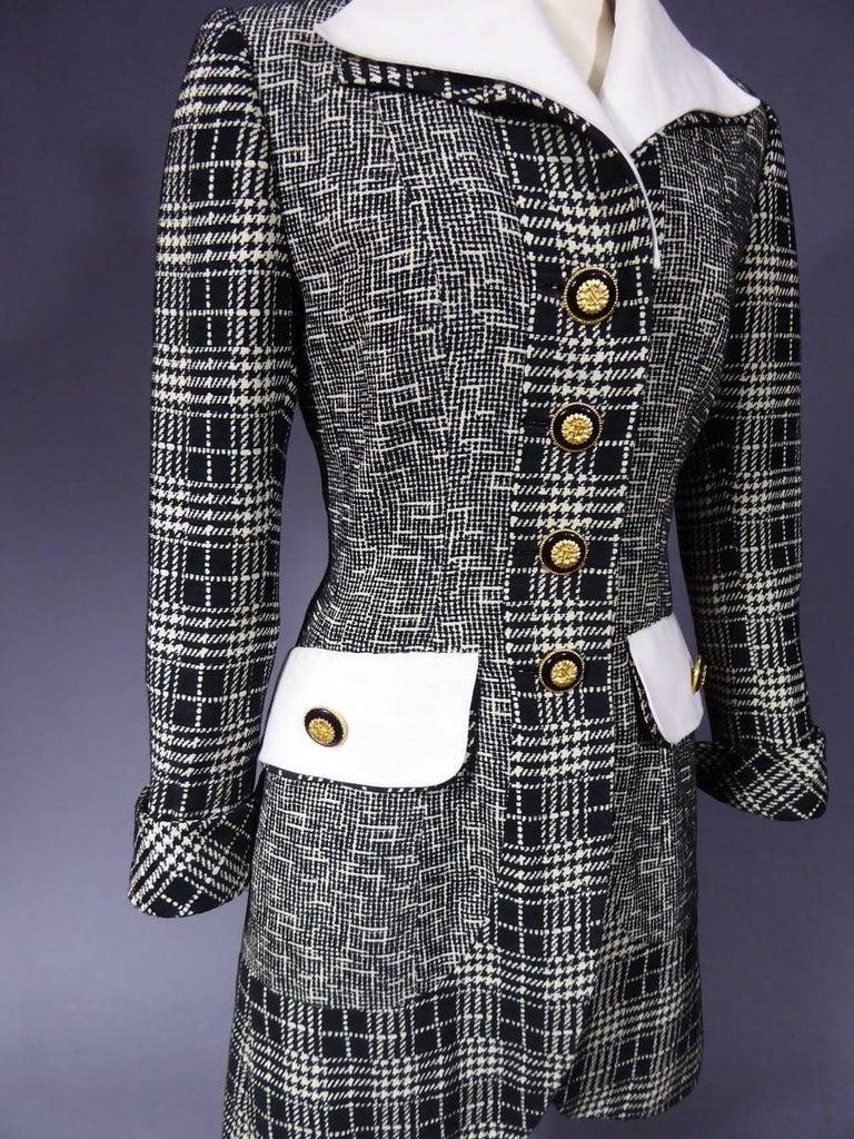 Dress Jacques Fath For Sale 7