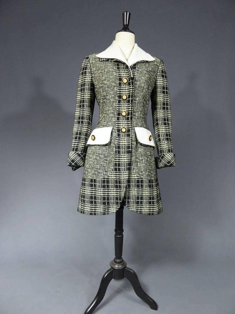 Women's Dress Jacques Fath For Sale