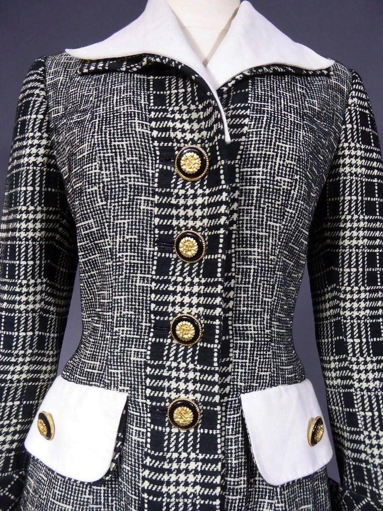 Dress Jacques Fath For Sale 1