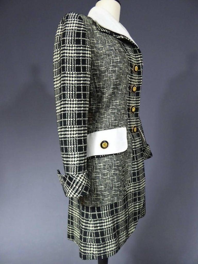 Dress Jacques Fath For Sale 3