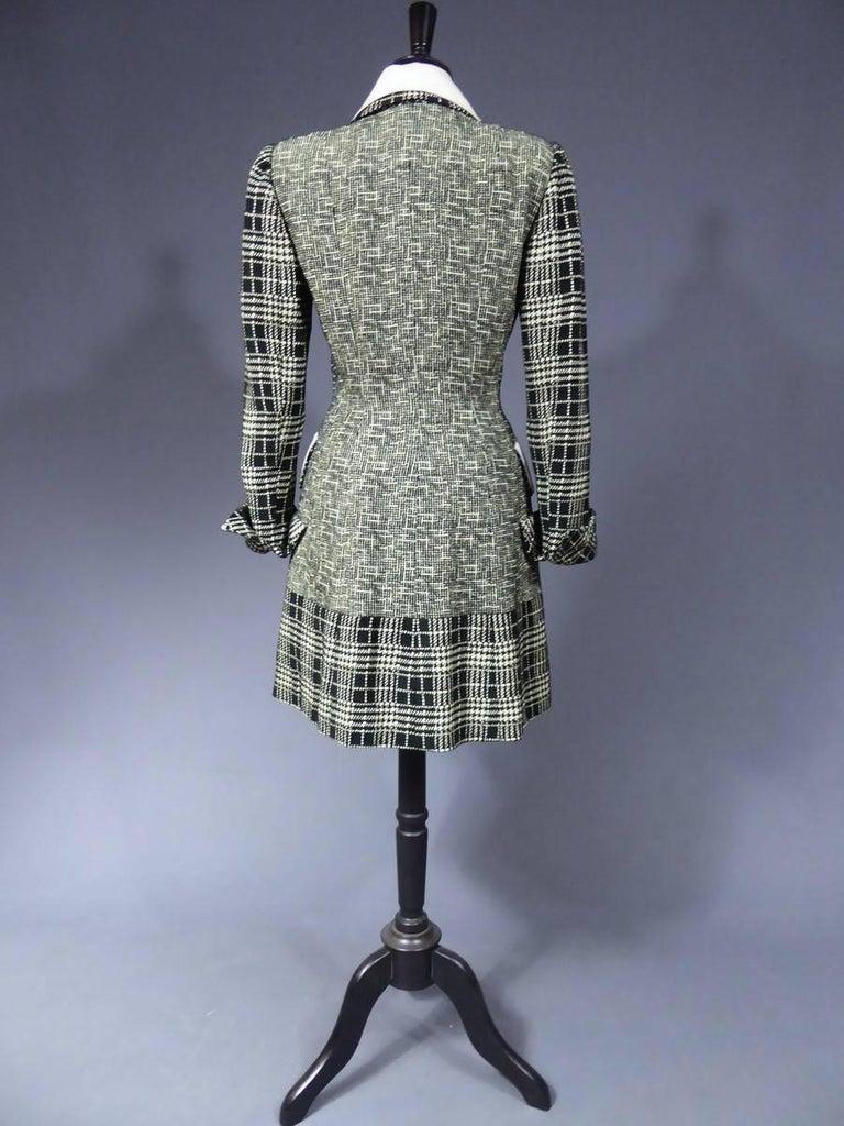 Dress Jacques Fath For Sale 4