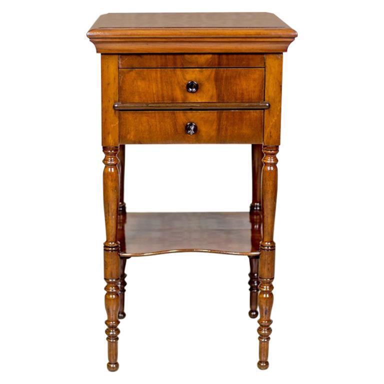 Kommode Schreibtisch Schminktisch Furniert Mit Mahagoni Um 1860 Im