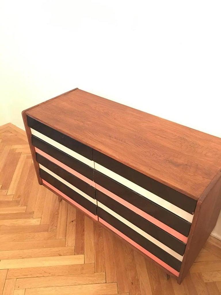 Czech Dresser Jiri Jiroutek for Interier Praha – U 453 For Sale