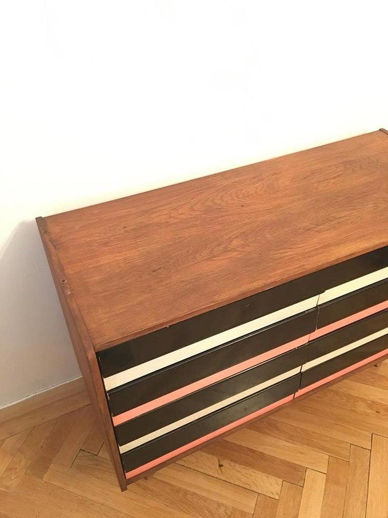 Dresser Jiri Jiroutek for Interier Praha – U 453 In Good Condition For Sale In Prague, CZ