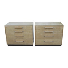 Dressers by Eliel Saarinen and Pipsan Saarinen Swanson for Johnson Furniture Co.