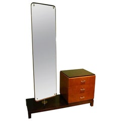 Dressing Table and Swivel Mirror by Axel Einal Hjorth