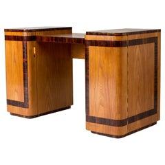 Dressing Table Designed by Axel Einar Hjorth for Nordiska Kompaniet, Sweden