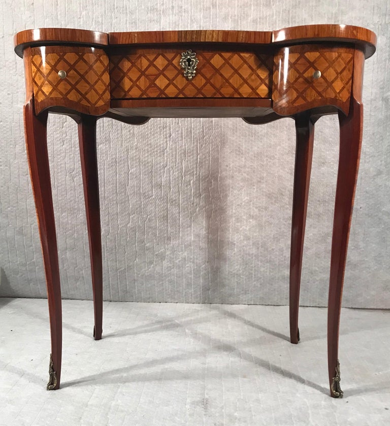Dressing Table, France Second Half of the 19th Century For Sale 2