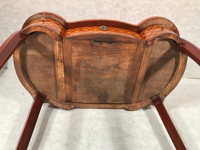 Dressing Table, France Second Half of the 19th Century For Sale 5
