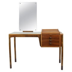 Dressing Table or a Small Writing Desk, Swedish 1940s-1950s by Carl-Axel Acking
