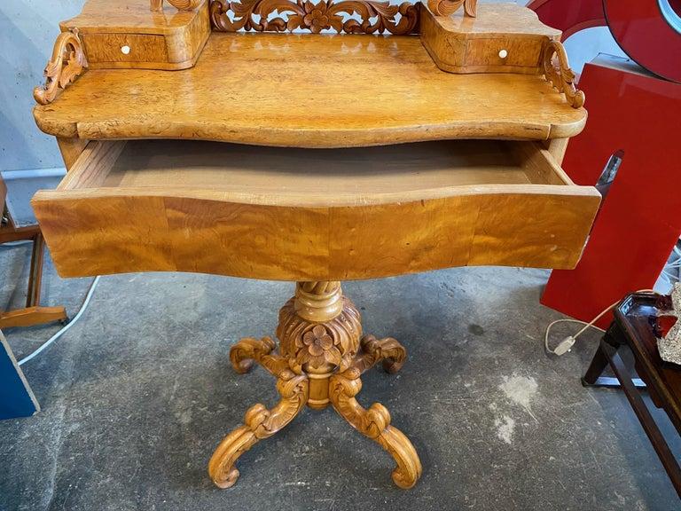 Dressing Table / Vanity Table, Historicism, Sweden, 1880 For Sale 9
