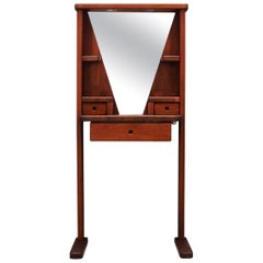 Dressing Table Vintage 1960s Teak Danish Design