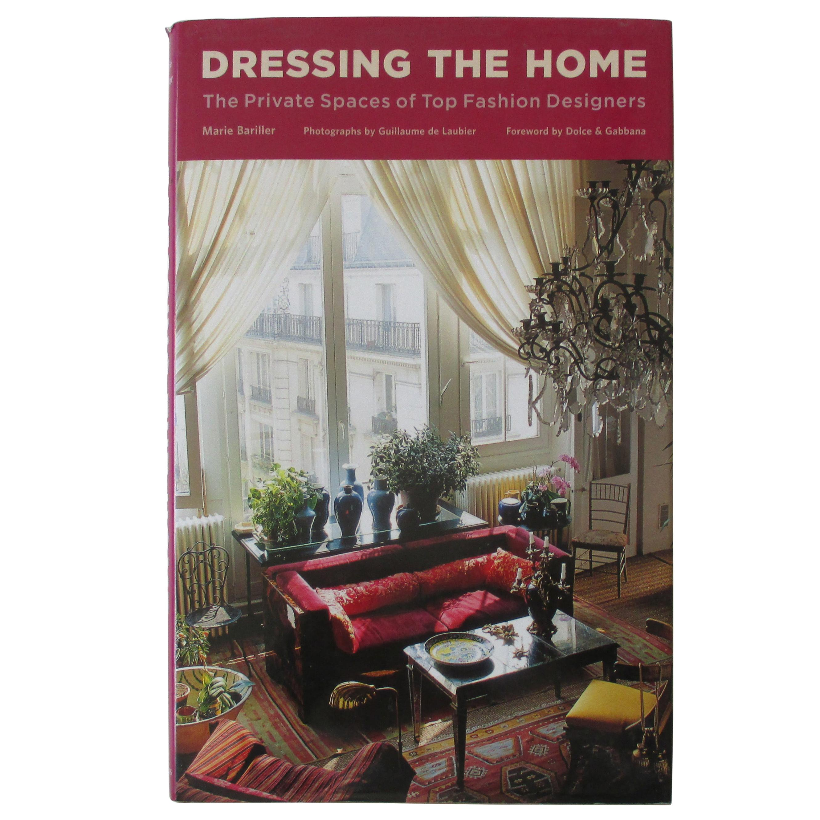 Dressing the Home Hard Cover Book