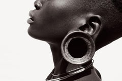 Bold Jewelry on Display in Ethiopia, Fashion, Horizontal, Portrait