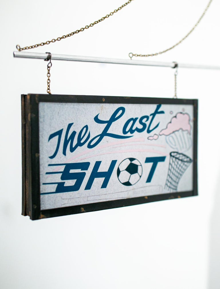The Last Shot For Sale 1