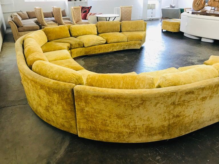 Drexel Heritage Party Sofa At 1stdibs
