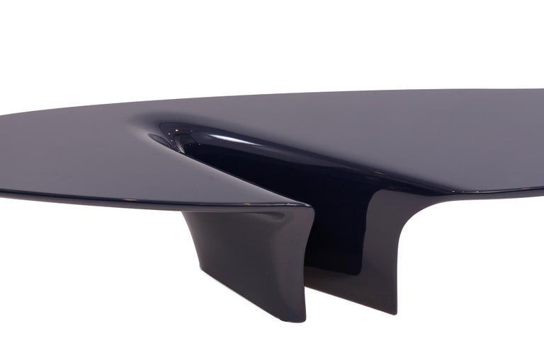 Driade Waterfall Table by Fredrikson Stallard In Good Condition For Sale In Phoenix, AZ