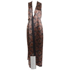 Dries Van Noten collectible silk vest