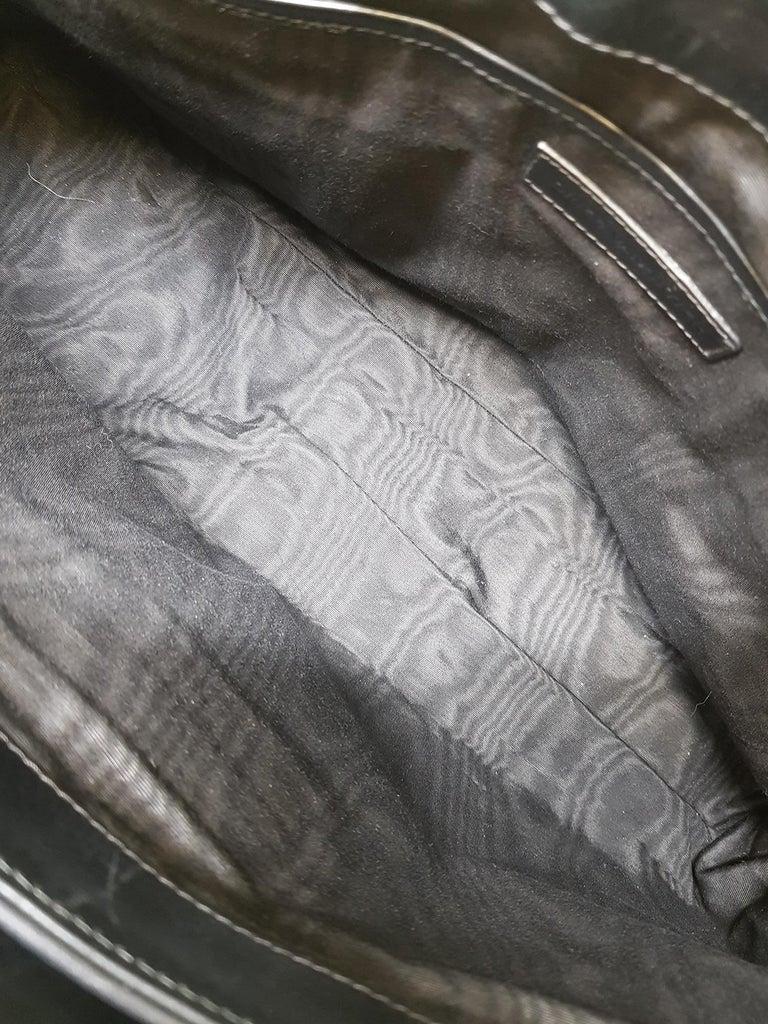 Dries Van Noten Women Handbags Black Leather  2