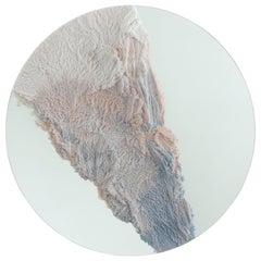 Drift Mirror, Sand and Mirror by Fernando Mastrangelo