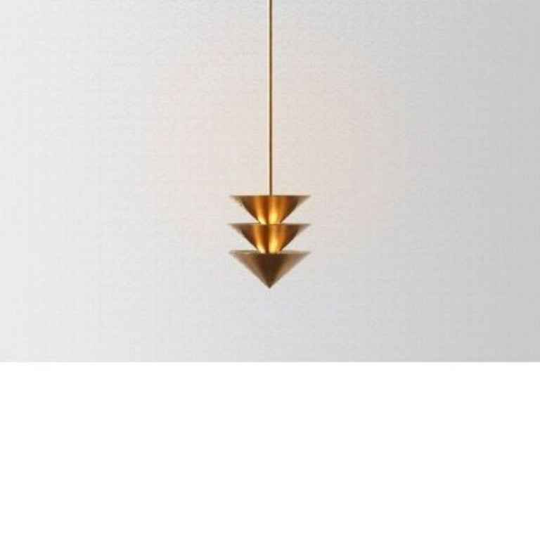 Modern Drop Stack 3 by Volker Haug For Sale