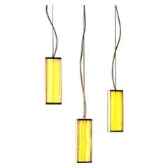 """""""Drops"""" Suspension Lamps"""