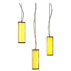 Drops Tech Set of 3 Suspension Lamps